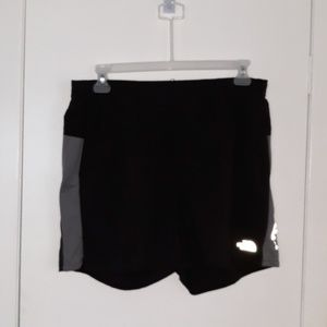 North Face mens size L shorts